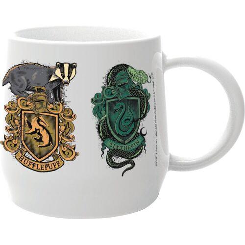 Becher »Harry Potter Becher Wappen Häuser (355 ml)«