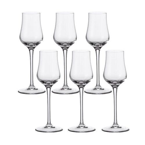 LEONARDO Grappaglas »Grappa Glas 6er-Set Ciao+« (6-tlg), Glas