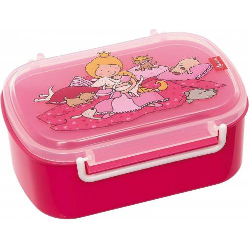 Sigikid Brotschale »Brotdose Gina Galopp«, pink