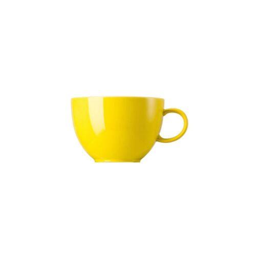 Thomas Porzellan Tasse »Sunny Day Neon Yellow Tee-/Kombi-Obertasse« (1-tlg)
