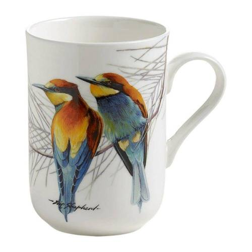 Maxwell & Williams Becher »Birds of the World Bienenfresser 350 ml«