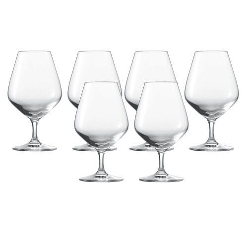 SCHOTT-ZWIESEL Whiskyglas »Cognac Glas 6er-Set Bar Special«