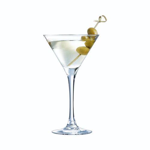 Luminarc Cocktailglas »Cocktail«, Cocktailglas Cocktailschale 150ml Glas transparent 6 Stück