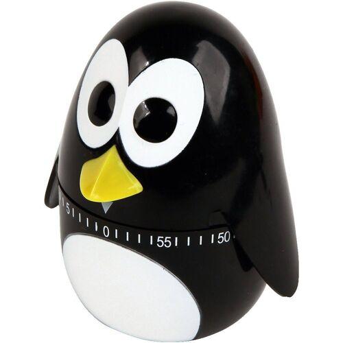 """Kikkerland Kurzzeitmesser »Eieruhr """"Pinguin""""«"""