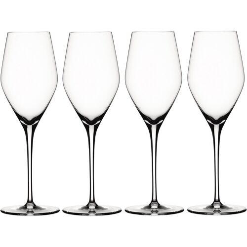 SPIEGELAU Gläser-Set »Prosecco« (4-tlg), Kristallglas