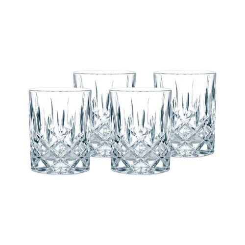 Nachtmann Whiskyglas »Noblesse Whiskygläser 4er Set« (4-tlg), Glas