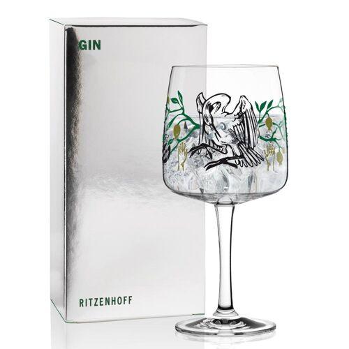 Ritzenhoff Schnapsglas »Gin Karin Rytter - Alchemist«