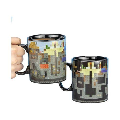Minecraft Tasse »Farbwechselbecher«