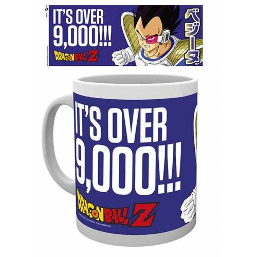 GB eye Tasse »DRAGON BALL Z - Vegeta - Tasse«