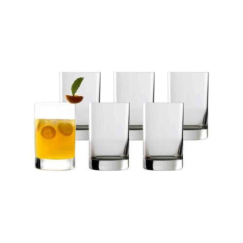 Stölzle Glas »NEW YORK BAR Saftglas 290 ml 6er Set« (6-tlg), Glas