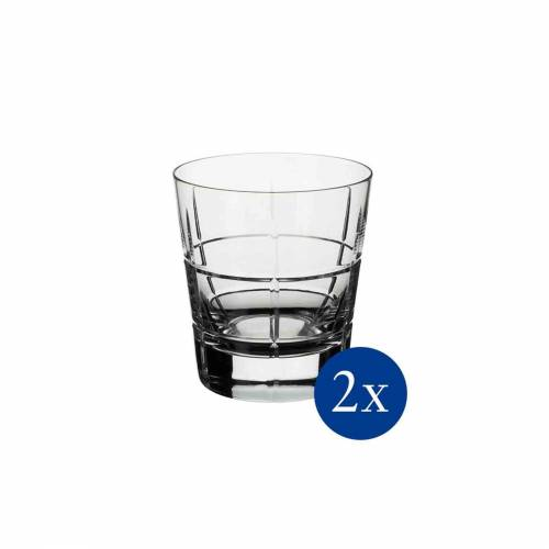Villeroy & Boch Whiskyglas »Ardmore Club Whisky Becher DOF 2er Set«
