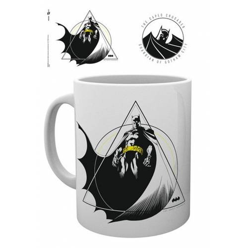 GB eye Tasse »DC Comics - Batman - Caped Crusader Tasse«, Keramik