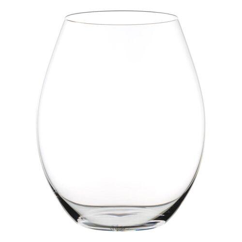 RIEDEL Glas Gläser-Set »Big O Syrah 2er Set«, Kristallglas