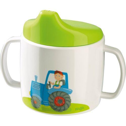 Haba Trinklernbecher »Trinklernbecher Traktor«