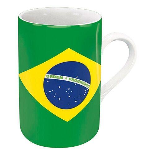 Könitz Becher »Flaggenbecher Brasilien 310 ml«