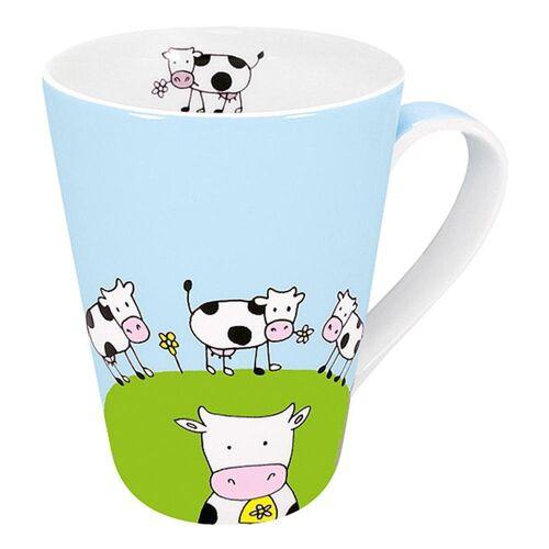 Könitz Becher »Globetrotter Cow 420 ml«