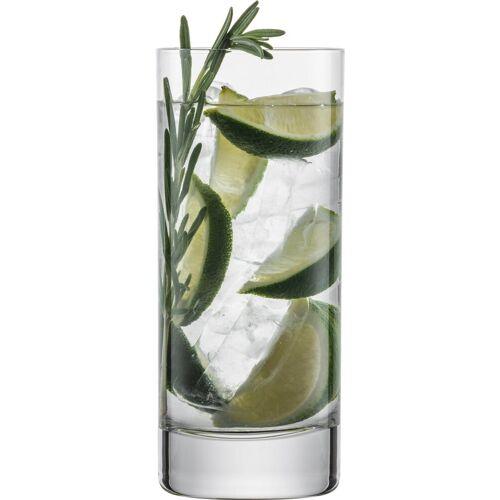 Eisch Longdrinkglas »Superior SensisPlus« (4-tlg), bleifreies Kristallglas, 470 ml