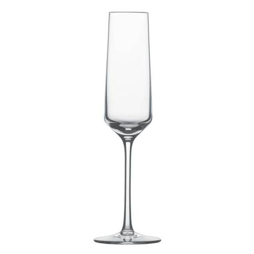 SCHOTT-ZWIESEL Gläser-Set »Pure Sektglas 6er Set«, Glas
