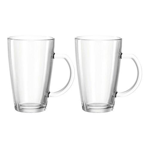 montana-Glas Tasse »:hot 2er Set 350 ml«, Glas