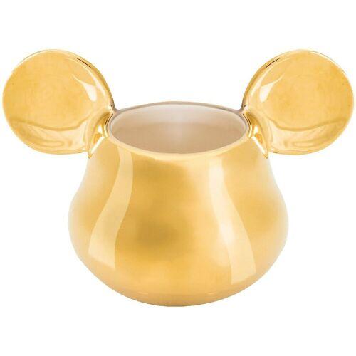 Joy Toy Eierbecher »Mickey Mouse 3D Eierbecher Deluxe Gold«