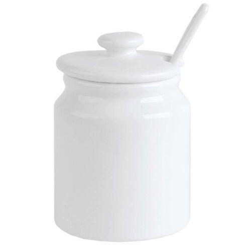 HTI-Living Zuckerdose »Zuckerdose mit Löffel«, Porzellan, (1-tlg)