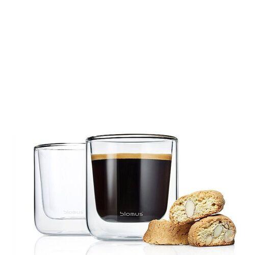 BLOMUS Glas »Kaffee Thermo- Gläser, 2er Set«
