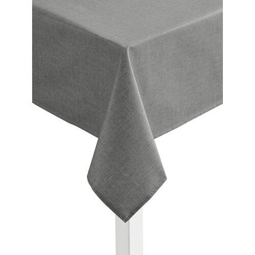 PEYER-SYNTEX Tischdecke, grau