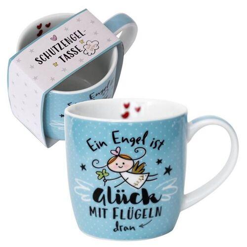 """Sheepworld Tasse »- Tasse """"Glücks- Schutz- Engel"""" 0,4l Geschenk- Kaffee- Tasse 45734«"""