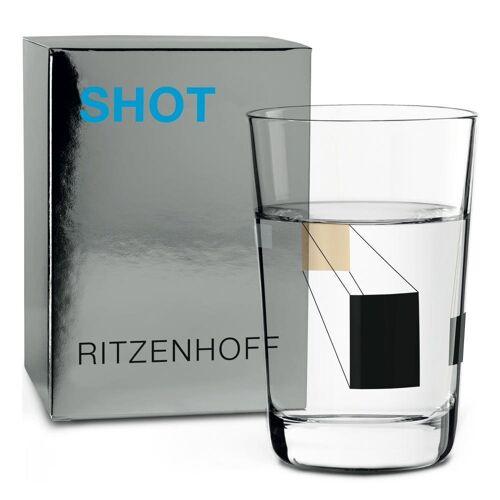 Ritzenhoff Schnapsglas »Next Shot Nucleo 40 ml«, Kristallglas