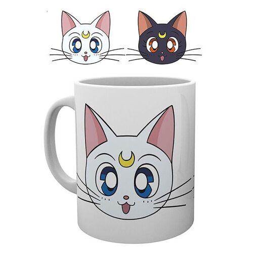 GB eye Tasse »Sailor Moon - Luna & Artemis Tasse«