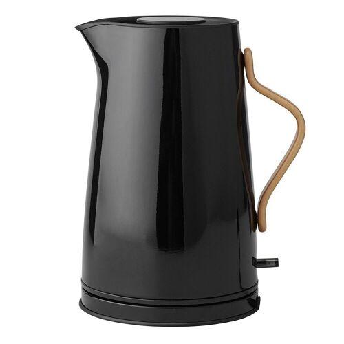 Stelton Wasserkocher Wasserkocher EMMA - schwarz 1.2 l, 1200.00 l