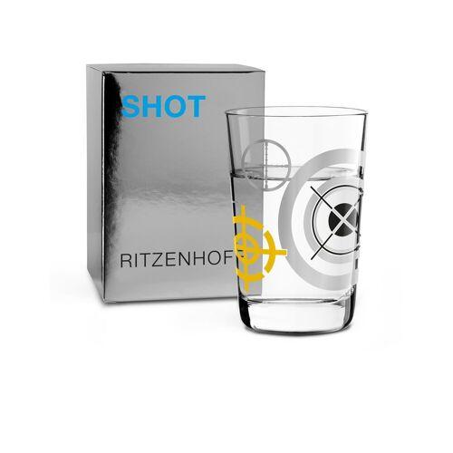 Ritzenhoff Schnapsglas »Next Shot Schnapsglas S. Pedrazzini Target F18«