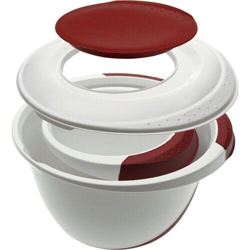 keeeper Rührschüssel, rot