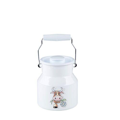 Riess Milchkanne »Milchkanne mit Deckel Almliesel«, 1 l, Milchkanne