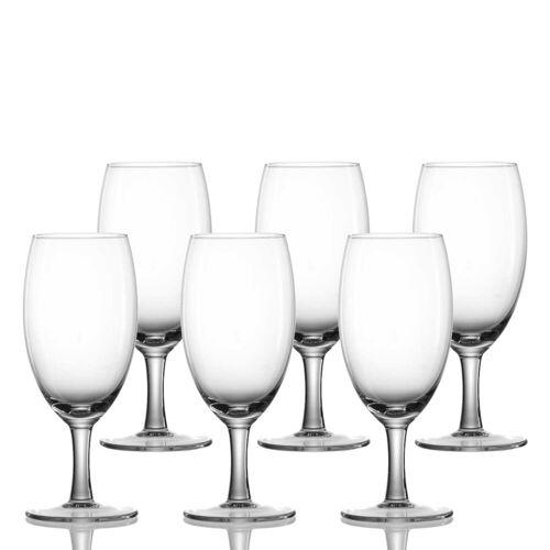 Ritzenhoff & Breker Bierglas »4ALL Biertulpe 380 ml 6er Set« (6-tlg), Glas