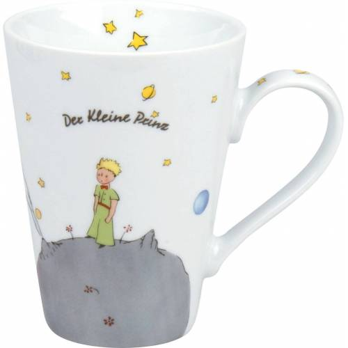 Könitz Becher, Kleiner Prinz Kuschelbecher Becher Kaffeetasse Teetasse Tasse
