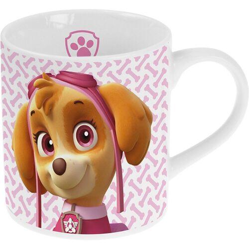 p:os Tasse »Tasse Keramik Die Eiskönigin Olaf, 200 ml«, rosa