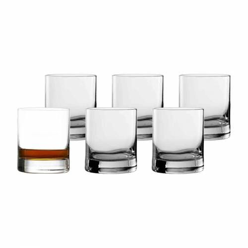 Stölzle Whiskyglas »NEW YORK BAR Whisky D.O.F. 420 ml 6er Set« (6-tlg), Glas