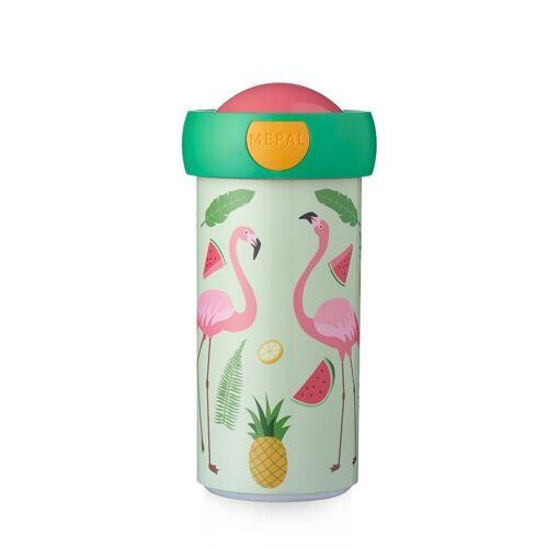 Rosti Mepal Tasse »Trinkbecher Flamingo«