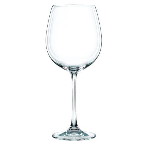 Nachtmann Gläser-Set », Rotweinpokal Vivendi, 4er-Set« (4-tlg), Kristallglas