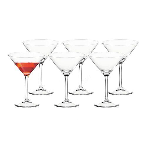 LEONARDO Cocktailglas »CIAO+ Cocktailglas 200 ml 6-tlg.« (6-tlg), Glas