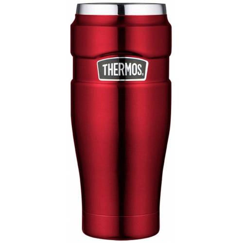 Thermos Thermobecher »Thermokaffeebecher Tumbler 'King'«, rot