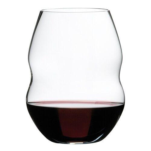 RIEDEL Glas Rotweinglas »Riedel Rotweingläser SWIRL RED WINE 0450/30«, Glas