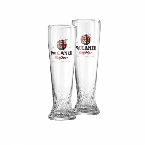 Ritzenhoff & Breker Bierglas »PAULANER Weißbierglas 0,5l 2er Set« (2-tlg)