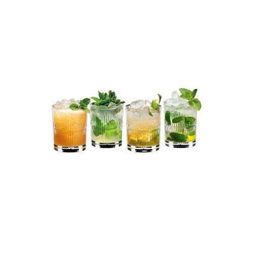 RIEDEL Glas Whiskyglas »Riedel Mixing Rum 4er Set Verres Pour Cocktails«, Glas