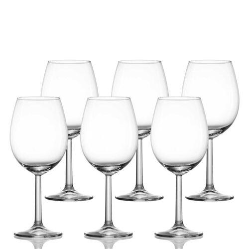 Ritzenhoff & Breker Rotweinglas »4ALL Rotweinglas 430 ml 6er Set« (6-tlg)