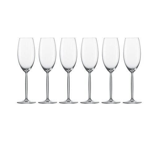 SCHOTT-ZWIESEL Champagnerglas »Champagner Glas 6er-Set Diva«