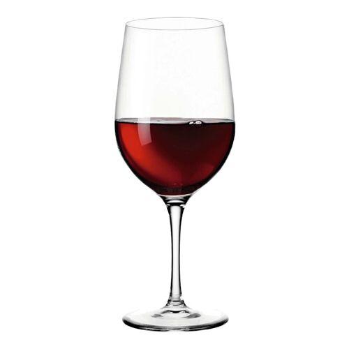 LEONARDO Rotweinglas »CIAO+ Rotweinglas 610 ml« (1-tlg), Glas