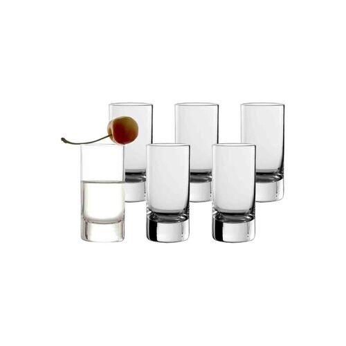 Stölzle Schnapsglas »NEW YORK BAR Stamper 55 ml 6er Set« (6-tlg), Glas