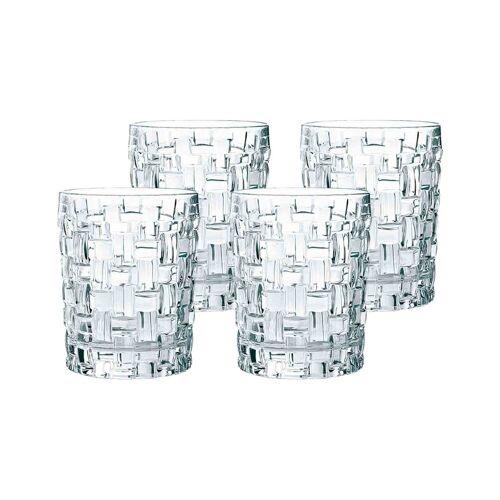 Nachtmann Whiskyglas »Bossa Nova Whiskygläser 4er Set« (4-tlg), Glas